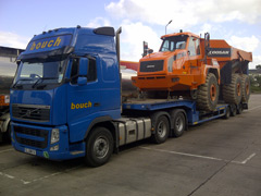 Haulage company in the UK