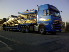 Haulage Company in England